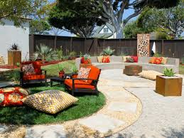 outdoor patio designs with fire pit combined plus stone fire pit