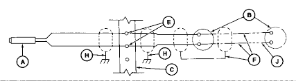 cat d348 transfer switch wiring diagram cat discover your wiring installation of 7w4426 tachometer conversion kit7462 caterpillar