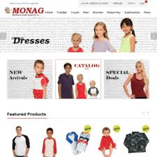Monag Shirts Size Chart Monagapparel Com At Wi Monag Apparel Infant Toddler Youth