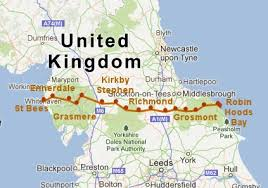 Image result for walking coast to coast in england