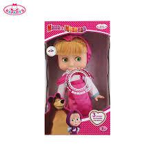 "Интернет-магазин <b>Кукла</b> ""<b>КАРАПУЗ</b>"" <b>Маша</b> 25см (м/ф ""Маша и ..."
