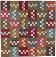 Free patchwork download from Kim Diehl - Stitch This! The ... & Buttercream Twist free quilt pattern by Kim Diehl Adamdwight.com