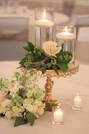 Cheap Floating Tea Light Candles Green And Gold Wedding Decor Floating Tealight Candles