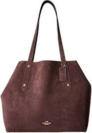Suede Large Market Tote