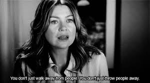 greys anatomy gif quote with meredith
