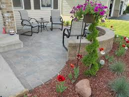 Front Garden Brick Wall Designs Best Yard Design Ideas Front Patio I Love The Idea Of A Low Wall That