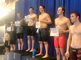 """Haddonfield Swimming on Twitter: """"Henry McFadden places 4th and ..."""
