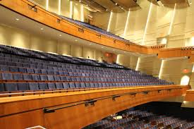 Most Popular Robinson Center Music Hall Seating Chart