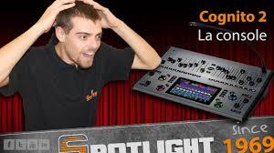 Cognito Lighting Console Spotlight Console Cognito 2 By Pathway