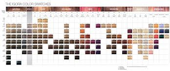 Igora Color Chart Schwarzkopf Blonde Color Chart Www Bedowntowndaytona Com