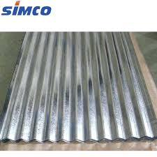 zinc corrugated galvanized steel fence panels roofing sheet utility gauge roof panel canada
