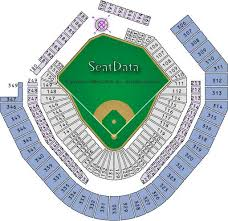79 Meticulous Seattle Mariners Seating Chart