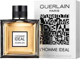 <b>Guerlain L'Homme Ideal</b> EdT 100ml in duty-free at airport ...