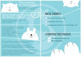 flyer handout style using animals peeking in more space for flyer handout style using animals peeking in more space for words but not