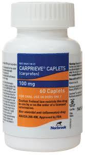 Carprieve Carprofen For Dogs Norbrook Labs Safe Pharmacy