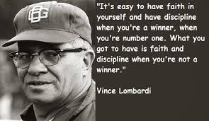 Bubbled Quotes Vince Lombardi Quotes And Sayings Simple Lombardi Quotes
