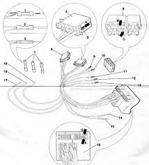 Vw beetle radio wiring diagram with simple pictures volkswagen