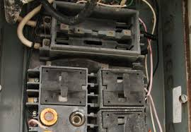 ars macgyverica that time we fixed a fuse box with a 6 inch nail How A Fuse Box Works what's your jankiest bit of diy electrical or electronics work? details how a fuse box works