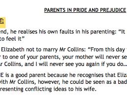 pride and prejudice by jane austen irony by verity teaching  pride and prejudice essay plans