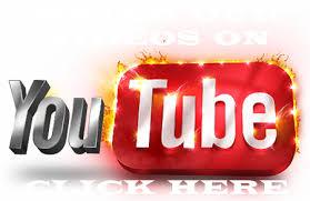 Image result for youtube transparent logo