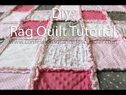 Best 25+ Rag quilt tutorials ideas on Pinterest | Rag quilt ... & This Beautiful Quilt is Perfect For Every Quilting Level! Adamdwight.com