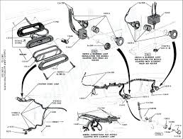 Ford truck technical drawings and schematics section i 1966 pickup wiring diagram electrical