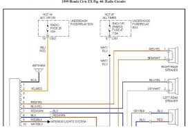 55 awesome 1997 honda civic electrical wiring diagram how to wiring 1999 honda civic engine compartment diagram 1997 honda civic electrical wiring diagram luxury charming 1992 honda civic radio wiring diagram ideas electrical