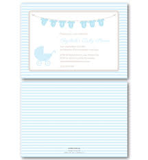 Onesie Baby Shower Invitations Onesie Baby Shower Invitation In Blue Love Jk