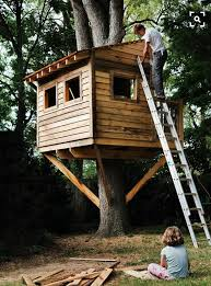 simple tree house designs children. A Treehouse Can Be Magical Hideaway, Fort, Or Play Destination For Almost Any Child, As Well Fun Project Adult. So How Exactly Do We Build Simple Tree House Designs Children