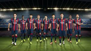 fc barcelona football club team wallpaper