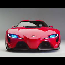 Toyota FT-1 Concept Heralds A More Exciting Future (And Maybe A ...