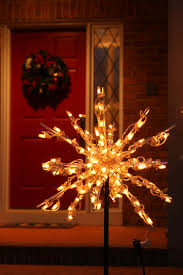 outdoor lighting perspective. Starbursts Liven Up The Holiday Mood Anywhere On Your Lawn. Outdoor Lighting Perspective