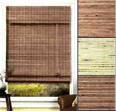 outside bamboo blinds outdoor roll up shades porch roller for patio doors