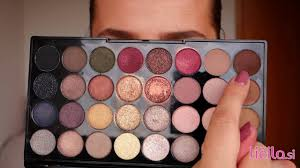 makeup revolution ultra professional eyeshadow flawless