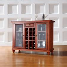 Wooden Storage Cabinets With Doors Beautiful Wooden Cabinet With Glass Doors For Your Storage