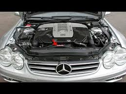 Mercedes R230 Fuse Chart Mercedes Benz Sl Component Locations R230 Pt 07 Youtube