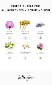 The 17 Best Essential Oils For Your Skin Helloglow Co