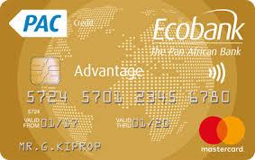 Ecobank Mastercard Ecobank - -