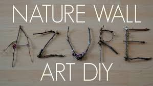 on wall art diy youtube with nature wall art diy youtube