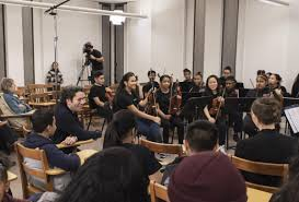 a tempo gustavo dudamel brings joy inspiration to local students