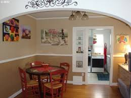 paint idea two tones chair rail separation crown molding every since we did the 2 tone with our living room dining room chair rails we have been