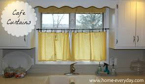 For Kitchen Curtains Cafe Curtains For Kitchen Inspirational Home Design Ideas Caf C A