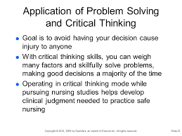 What is Critical Thinking    Definition  Skills   Meaning   Video     studylib net    This nurse is validating the cues collected from this client during the  assessment phase