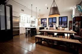 loft lighting ideas. exposed light bulbs for kitchen lighting modern ideas in loft style 0