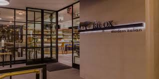 fat ox restaurant design