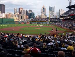 Pnc Park Seating Chart Detailed Pnc Park Section 120 Seat Views Seatgeek