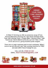 Tubz Vending Machines For Sale Awesome Vending Machines In Bournemouth Dorset Gumtree