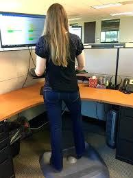 standing desk mats standing desk mat kickstarter