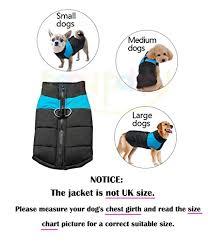 Pet Dogs Winter Vest Coat Jacket Apparel Dog Cat Warm Soft
