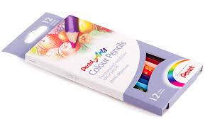 Набор <b>Pentel Colour Pencils</b> (12 <b>цветных карандашей</b>) CB8-12 ...
